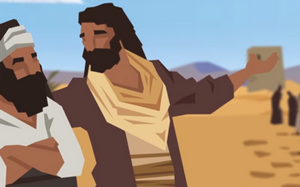 The Bible Animated: Gospel Of Luke Chapters 9 – 19 (Video)