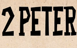 The Bible Animated: Book Of 2 Peter – Read Series (Video)