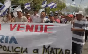 Splitting Nicaragua: The People Fighting To Keep Their Country Together (Video)