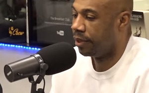 Kareem 'Biggs' Burke Interview By The Breakfast Club (Video)