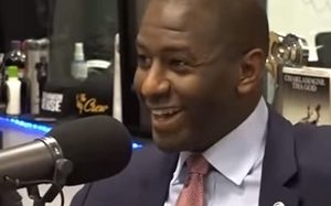 Andrew Gillum Interview By The Breakfast Club (Video)