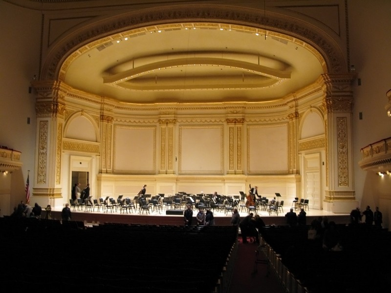 Carnegie Hall/Rose Museum (Manhattan, NY)