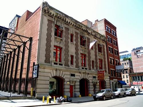 New York City Fire Museum (Manhattan, NY)