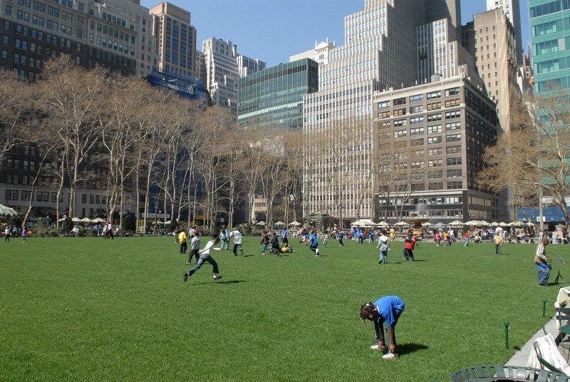 Bryant Park (New York, New York)