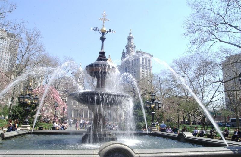 City Hall Park (New York, New York)
