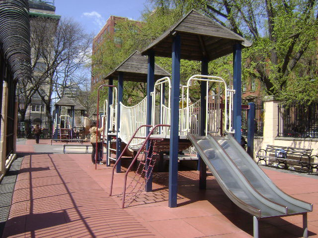James J Walker Park (New York, New York)