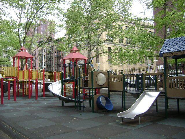 Alfred E. Smith Playground (New York, New York)