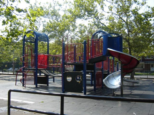 Almeda Playground (Queens, NY)