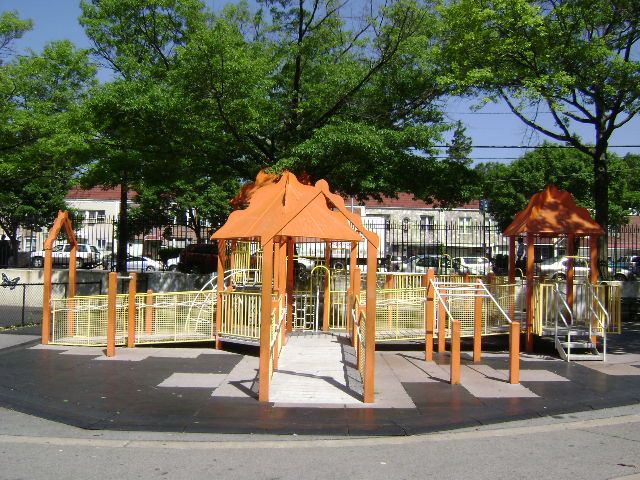 Bellaire Playground (Queens, NY)