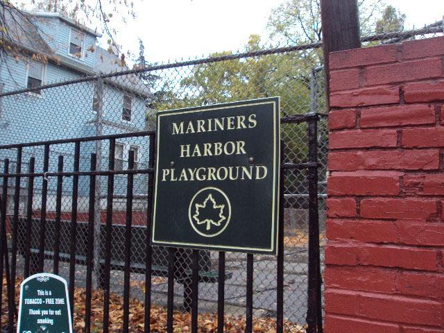 Mariners Harbor Playground (Staten Island)