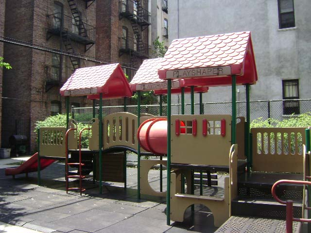Abyssinian Tot Lot, (New York, New York)