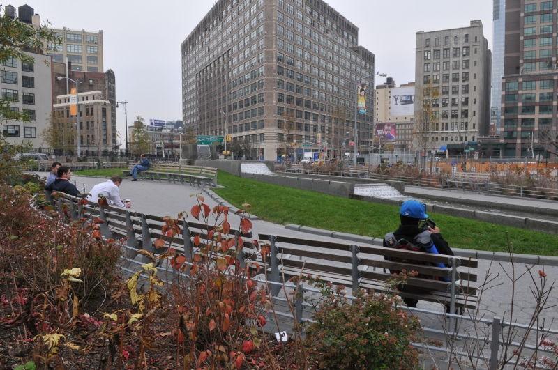 Albert Capsouto Park (New York, New York)