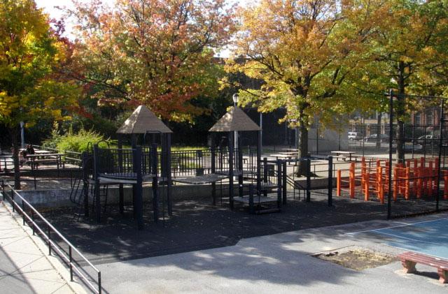 Albert J. Parham Playground (Brooklyn, NY)