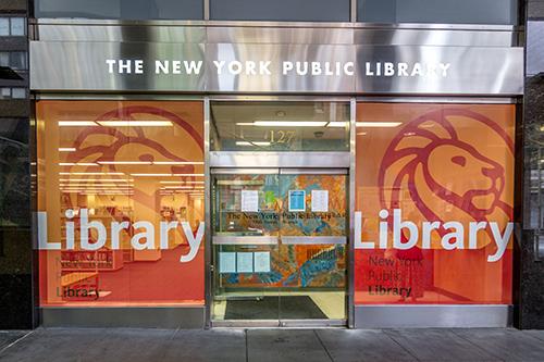 58th Street Library (Manhattan, NY)