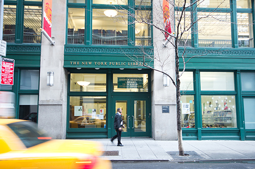 Andrew Heiskell Braille and Talking Book Library (Manhattan, NY)