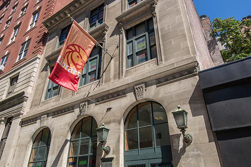 Muhlenberg Library (Manhattan, NY)