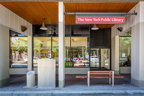 Roosevelt Island Library (Manhattan, NY)