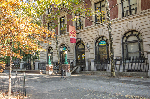 Seward Park Library (Manhattan, NY)