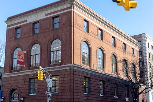 Washington Heights Library (Manhattan, NY)