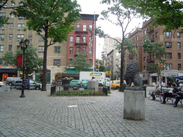 Abe Lebewohl Park (New York, New York)