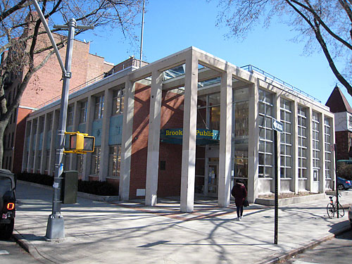 Bay Ridge Library (Brooklyn, NY)