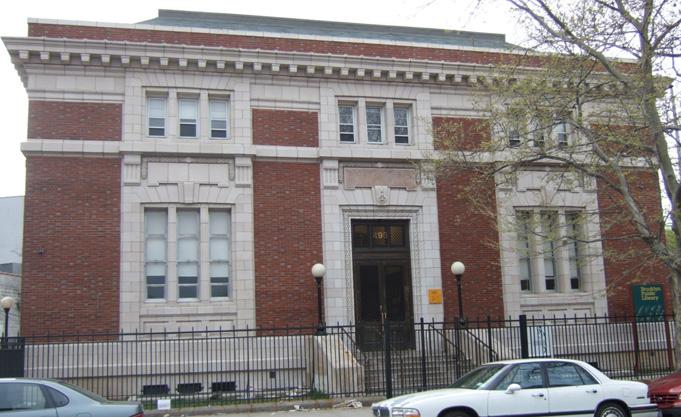 Bedford Library (Brooklyn, NY)