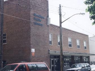 Borough Park Library (Brooklyn, NY)