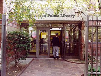 Brighton Beach Library (Brooklyn, NY)