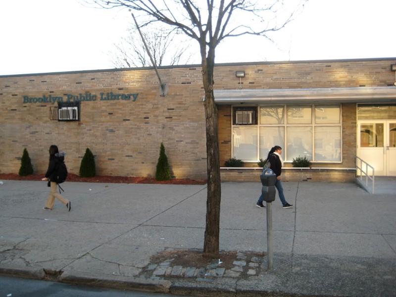 Canarsie Library (Brooklyn, NY)