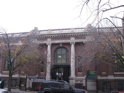 Carroll Gardens Library (Brooklyn, NY)