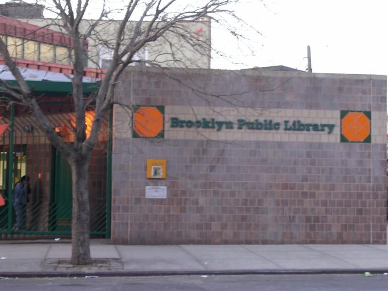 Cypress Hills Library (Brooklyn, NY)