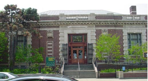 DeKalb Library (Brooklyn, NY)
