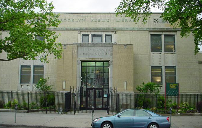 East-Flatbush-Library