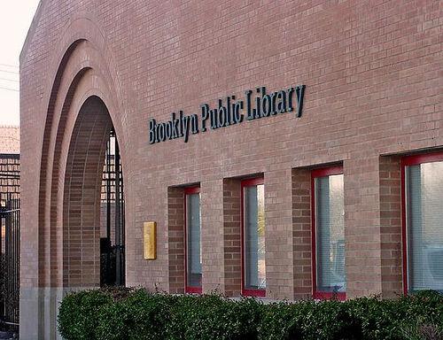 Gerritsen Beach Library (Brooklyn, NY)