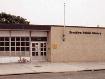Homecrest Library (Brooklyn, NY)