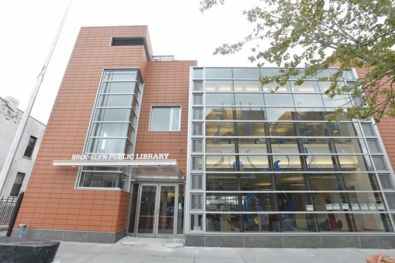 Kensington Library (Brooklyn, NY)