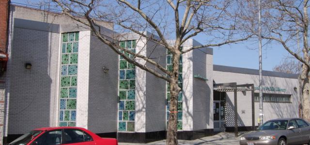 Marcy Library (Brooklyn, NY)