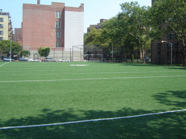 Baruch Playground (New York, New York)
