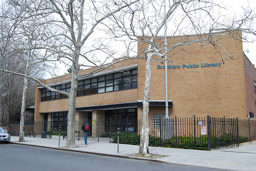 Midwood Library (Brooklyn, NY)