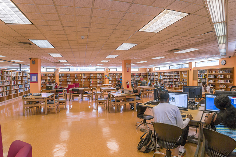Eastchester Library ( Bronx)