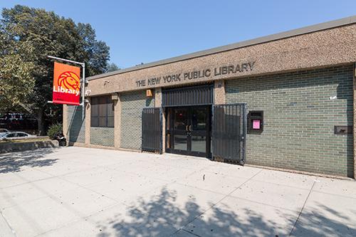 Edenwald Library( Bronx)