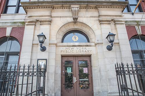 Morrisania Library (Bronx)