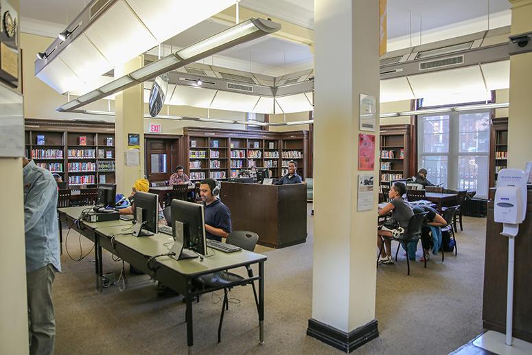 Morrisania-Library2