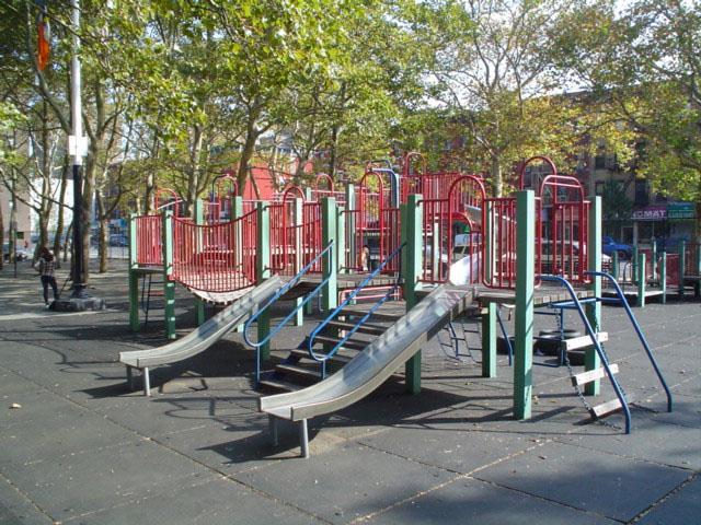 Blake Hobbs Playground (New York, New York)
