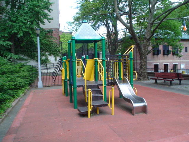 Crispus Attucks Playground (Brooklyn, NY)