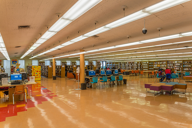 Soundview Library (Bronx, NY)