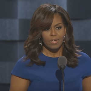 Michelle Obama's Speech At The 2016 Democratic National